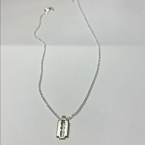 Chic Nation Jewelry - GENUINE SILVER 925 CHAIN w CHARM